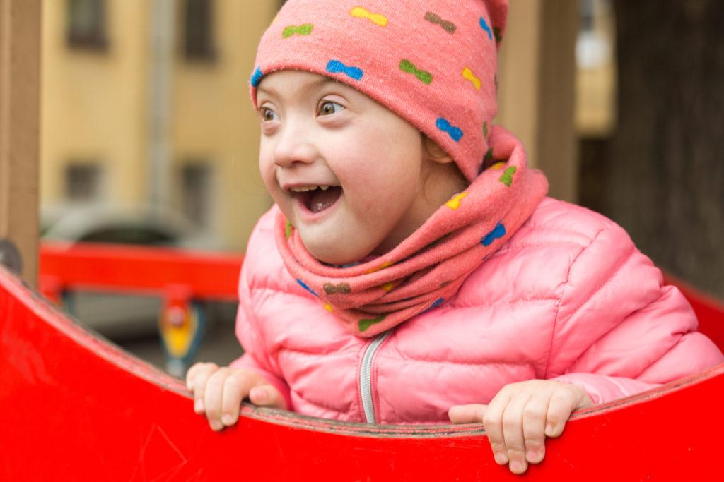 Образование детей с синдромом дауна