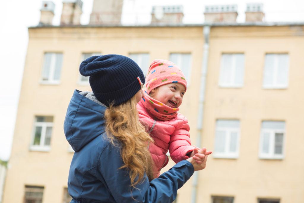 родился ребенок с синдромом дауна