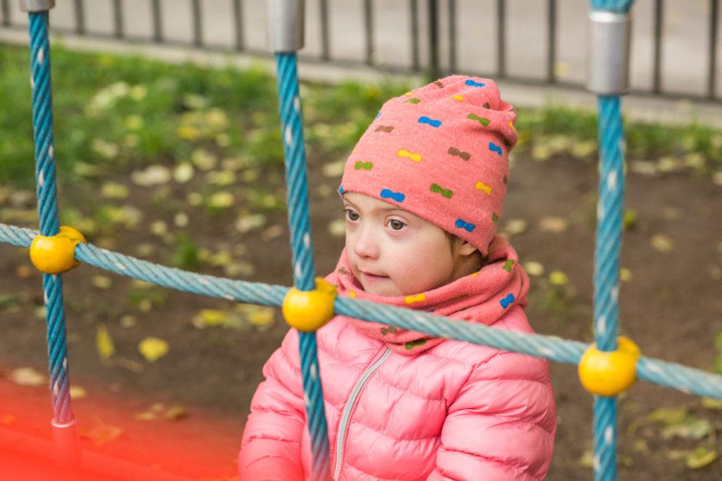 занятия с детьми с синдромом дауна